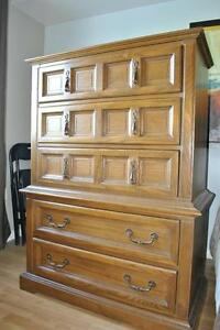Commode pour homme