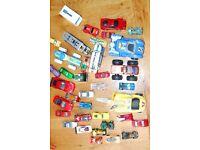 Random Selection of various cars