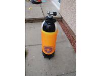 Faber 12lt 232 Dive Cylinder in test till July