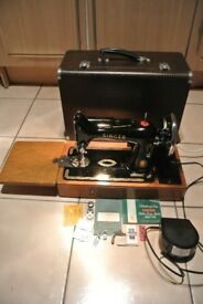Vintage Singer Semi-Industrial Model 99K Sewing machine
