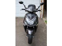Lexmoto FMX Scooter 125cc immaculate less than 800 miles