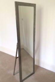 steel mirror standing needs to go ASAP
