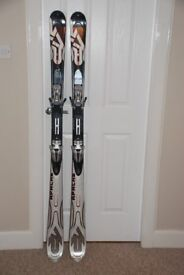 Gents Skis and bindings