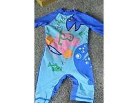 Peppe Pig Sun Suit 6 - 9 months. Brand New