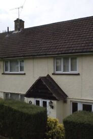 Lovely unfurnished 3 bedroomed house for rent in Batheaston