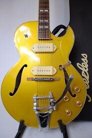 Peerless Gigmaster SC Hollow Body Electric Guitar £925