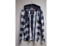 Superdry Jacket/Hoody (Men's - Medium)