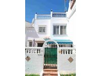 Private sale townhouse in Nerja, Malaga
