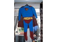 SUPERMAN Fancy Dress Outfit by Ladybird