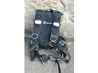 Diving Harness - Apeks WTX Size XL