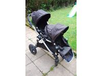 Baby Jogger City Select double buggy/pushchair