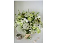 Creative florist and fabulous wedding flowers