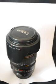 Canon 28-135mm lens