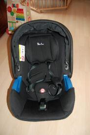 Silver cross simplicity babt car seat newborn to 12 months