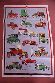 Tea Towels Some are Vintage - (Pure Cotton and others Pure Irish Linen (never been used)