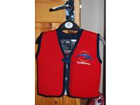 Boys swimming vest,