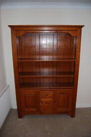 Large Antique Wooden Dresser