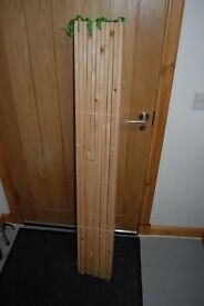 Ikea Double bed slats