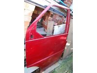 VW T4 nearside door passenger