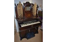 Antique Pump Piano Organ