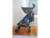 Maclaren Quest buggy pram pushchair stroller - immaculate condition