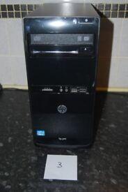 HP Pro 3500 MT i5 - 3470 @ 3.20GHz, 4GB RAM , 320 GB HDD
