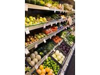 Sales Assistant required for busy organic Supermarket (Part Time)