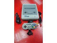 Super Nintendo SNES Console Complete £80