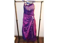 Beautiful Evening gown/Prom Dress size 10/12