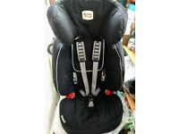 CAR SEAT BRITAX GROUP 1-2-3-15KG TO 36 KG USED GOOD CONDITION