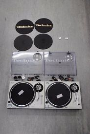 Technics 1200 MK2 Pair of Decks £1650