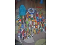 POTTY AND CAR TOYS