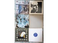 Offers Welcome. Eno Related Collection, Brian Eno, Talking Heads, Devo, Magazine. 14 vinyls