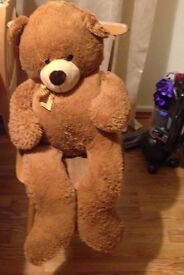 Mothercare giant freddy the teddy excellent condition