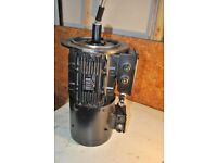 Electric motor Leroy Summer LSMV100L