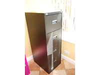 Office World 4 Draw Filing Cabinet