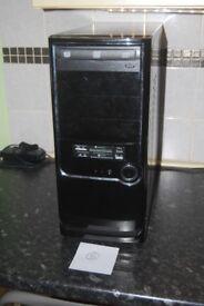 Custom i5 -2310 @ 2.90GHz, 8GB Kingston Ram, 320 GB HDD