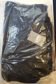 Bench Men's Jacket Wrestle Black XXL w/ hood fur New w/ Tags Genuine