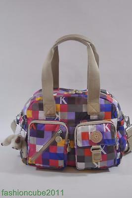 New With Tag KIPLING Defea Shoulder/Handbag HB3510 572 - Squared Berry