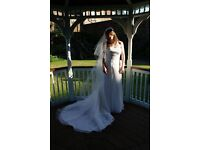 Pronuptia Ivory Wedding Dress, Size 10-12, Great condition