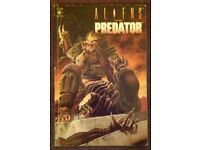 Dark Horse 'Aliens vs. Predator' Softback Graphic Novel (1991)