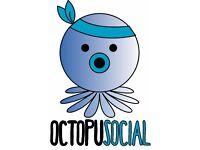 Octopus Social London - Language Exchange