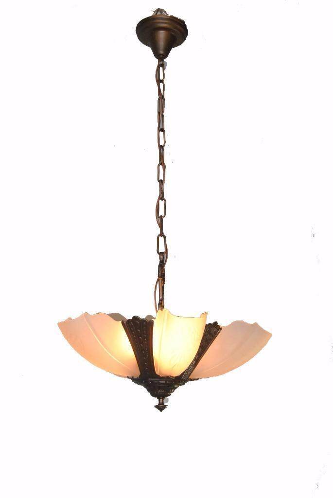 Antique Chandeliers Sconces Lighting Fixtures For Sale Ebay