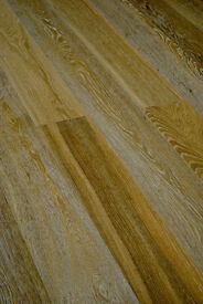 14/3.6 x 148mm x 1860mm Brushed, Smoked and White Oiled Engineered White Oak