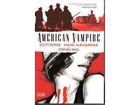 American Vampire vol 1 &2