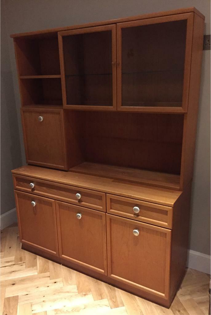 Lovely display unit/cabinet for sale