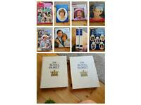 Collection of Royal Books and magazines etc