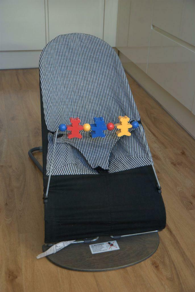 Baby Bjorn Bouncer With Toy Bar In Oval London Gumtree