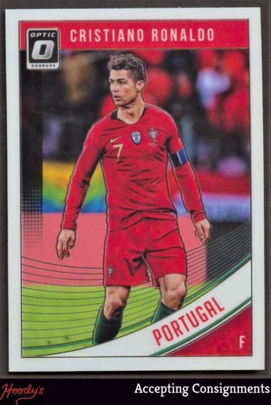 1 Pc RONALDO FOOTBALL WORLD CUP 2018 SOCCER REAL MADRID PORTUGAL LEGEND HOT RARE