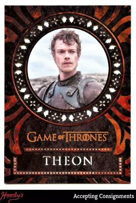 2019 Game of Thrones Inflexions Laser Cuts #L20 Theon